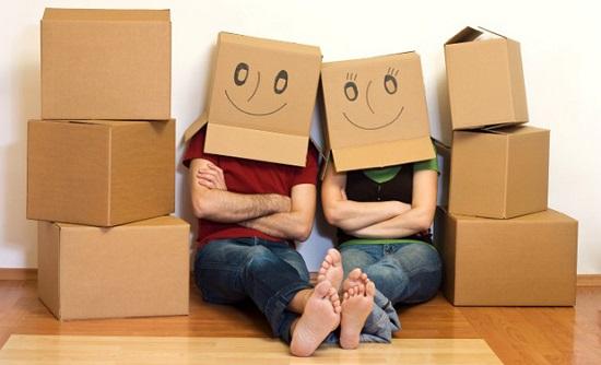 Come trovare scatole per il tuo prossimo trasloco