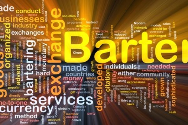 L'e-barter e le sue molte potenzialità