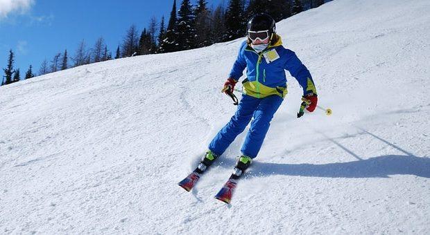 Sciare negli Stati Uniti