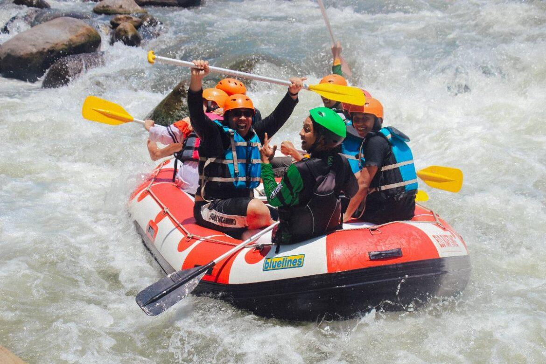 Quale preparazione fisica serve per fare rafting?